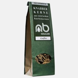 Kürbisknabberkerne mit Kaffeegeschmack