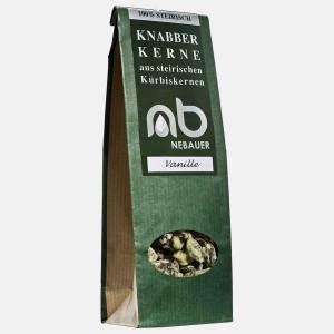 NEBAUERs Styrian pumpkin seeds - vanilla