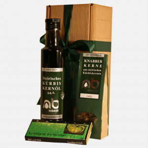 Gift set Styrian Pumpkin Edition sweet