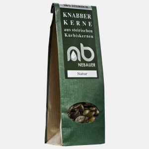 NEBAUERs Styrian pumpkin seeds - nature