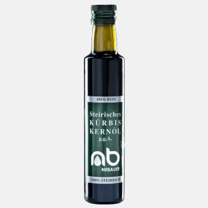 NEBAUERs Styrian pumpkin seed oil P.G.J. 250 ml